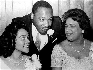 Coretta Scott King, Dr. Martin Luther King, Jr., and Constance Baker Motley
